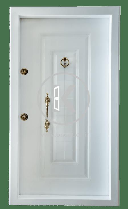 درب کد 1082 سفید